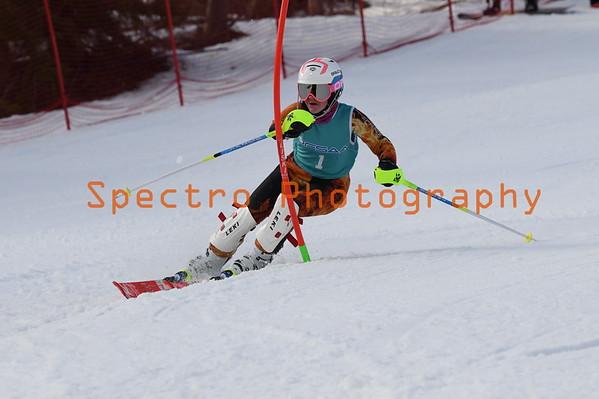 Level II Slalom Girls