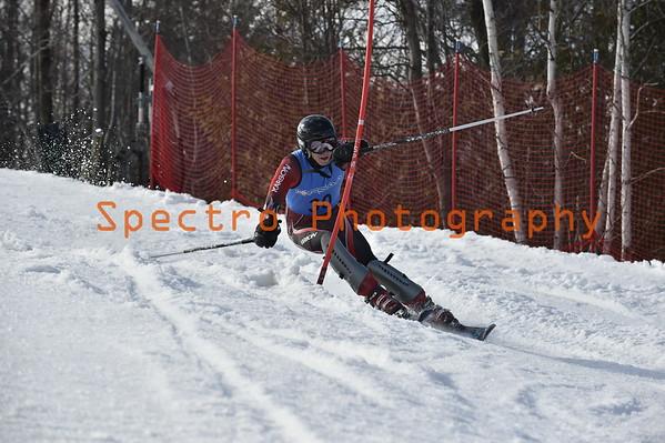 OFSAA Alpine 2017 HS Slalom Boys