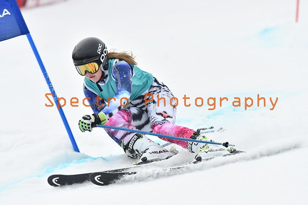 OFSAA Alpine 2017 Open GS Girls