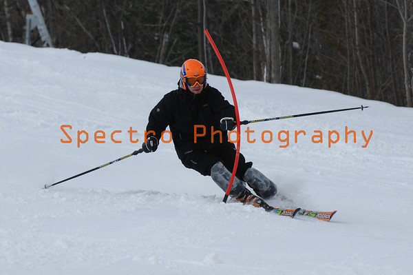 OFSAA Alpine Level II Slalom 2009