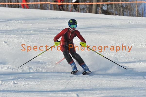 OFSAA Alpine 2012 Level II Slalom
