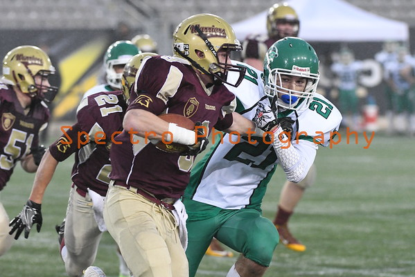 W.F. Herman vs Huron Heights