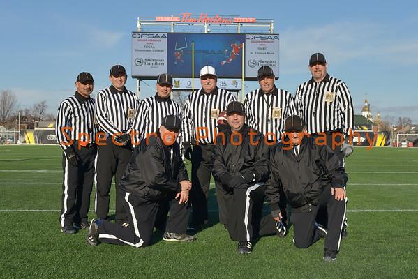 Referee Crews