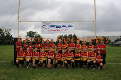 OFSAA Girls Rugby 2010