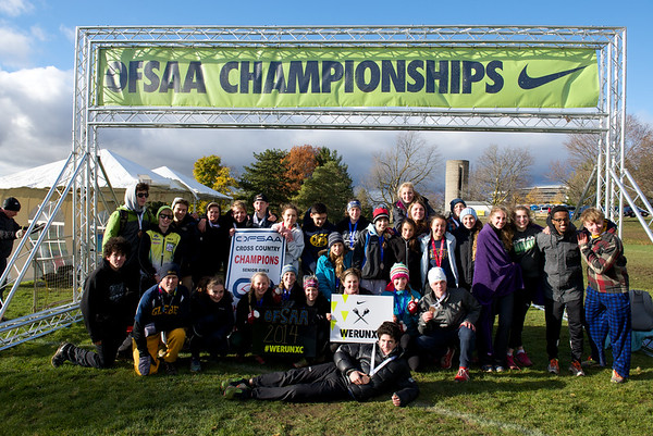 OFSAA XC Running 2014