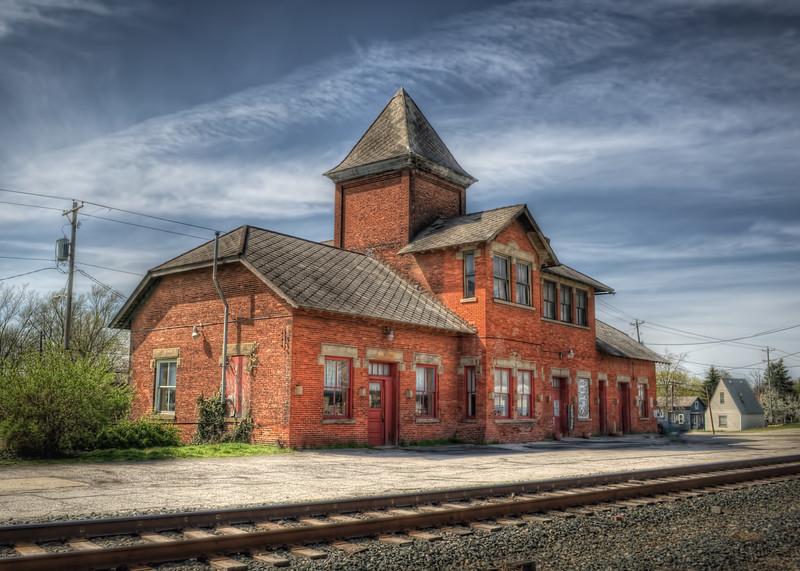 Delaware Ohio Train Station