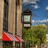 Lima Ohio Town Square Clock