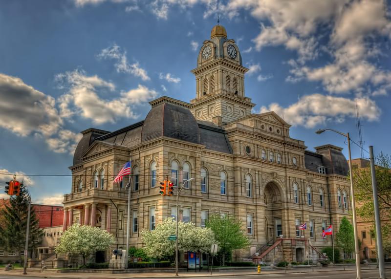 Allen County Court House - Lima Ohio