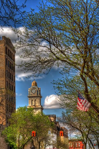 Court House Clocktower