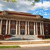Allen County Memorial Hall in Lima, Ohio