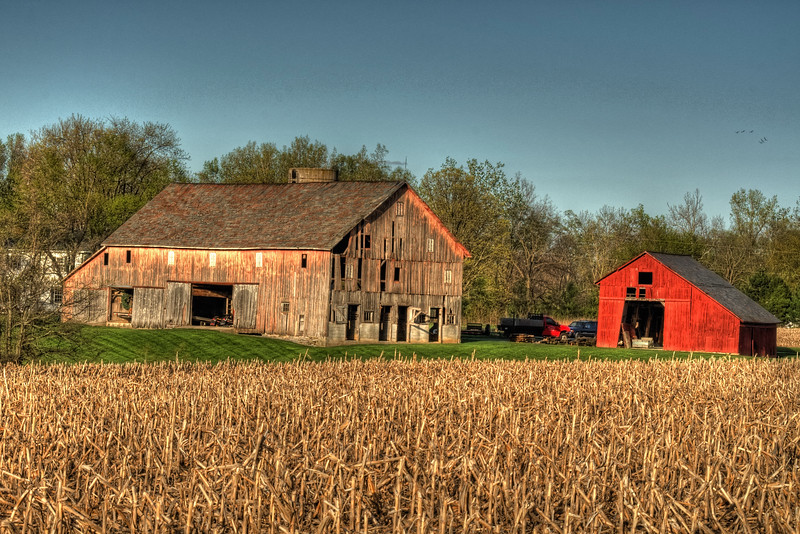 Spencerville Ohio Farm
