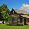 The Spencerville Log Cabin