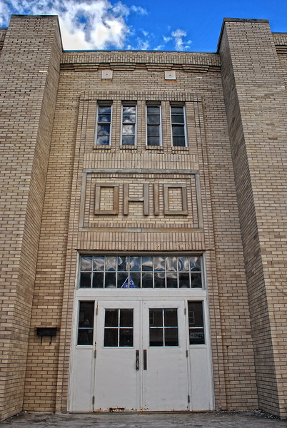 The Armory in Spencerville, Ohio