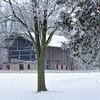 Weathered Barn in Ohio