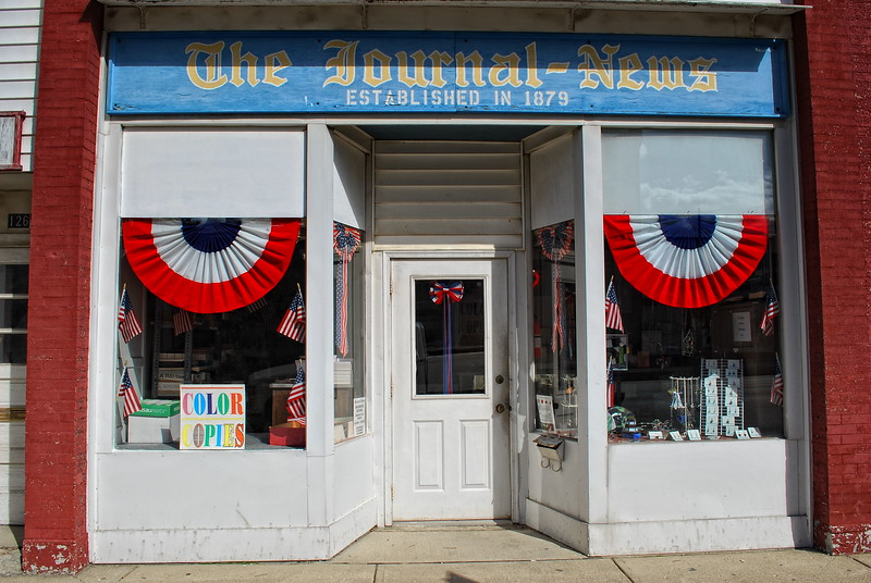 The Journal News in Spencerville Ohio