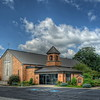 St Patrick Catholic Church. Located in Spencerville, Ohio