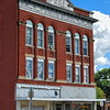 Union Block Building in Spencerville, Ohio