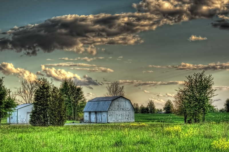 Old Country Barns