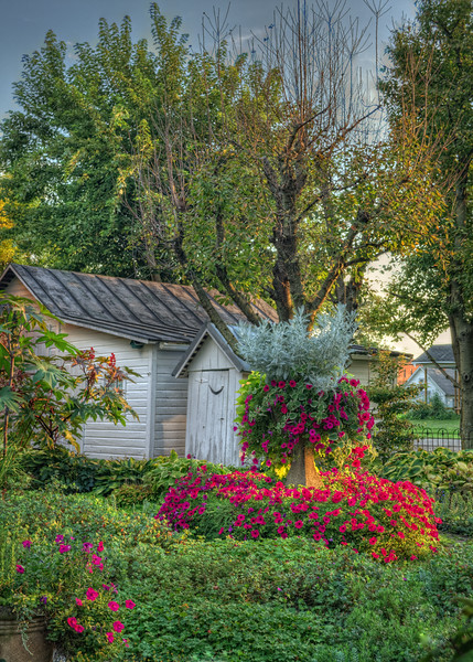 The Garden Water Closet