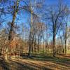 Beautiful landscape in Tawawa Park in Sidney , Ohio