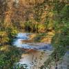 Tawawa Creek in Sidney , Ohio