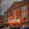 Wapak Theater at Night