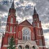 St. Joseph Catholic Church, Wapakoneta Ohio
