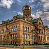 11x14 crop for Auglaize county Courthouse