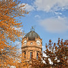 Clock Tower of the Auglaize County Courthouse