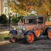 """ The Painted Lady's Gent "" ..... 1929 Ford"
