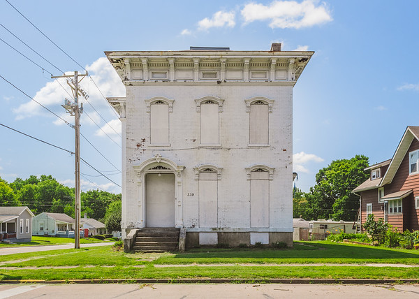 • 2nd Street East • East Second Street Historic District • Xenia • Ohio • United States •