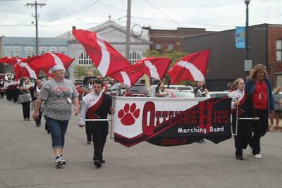 OHS Homecoming Parade 2016