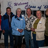 Guests enjoy the Friday night Boogie Barn event. Pixie Allen-Evans, __, Teresa Peterson Shreiner, John Racek, Pat Ahrens Arnesen, Wendy Etherton Evenson
