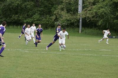 OHS vs Burlington Boys Soccer Playoff Game 05262015