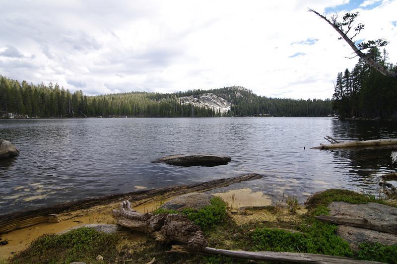 The last fishing spot