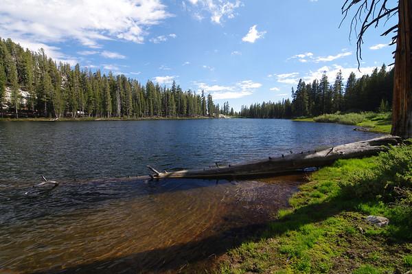 Coyote Lake, 7-10-2010