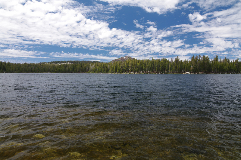 Looking accross Coyote Lake (1)