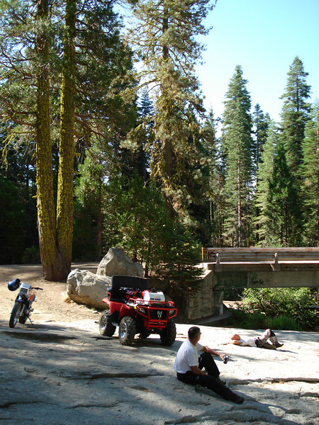 David, Jason, & Dad Explore Whisky Falls & Shuteye OHV...
