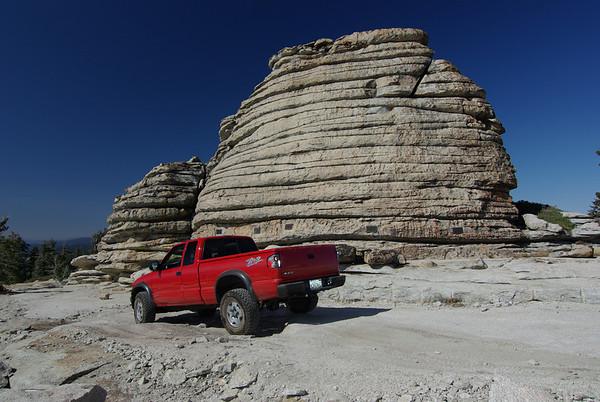 Shuteye Peak, 12-12-2008