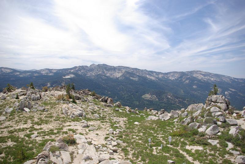 Towards Kaiser Range