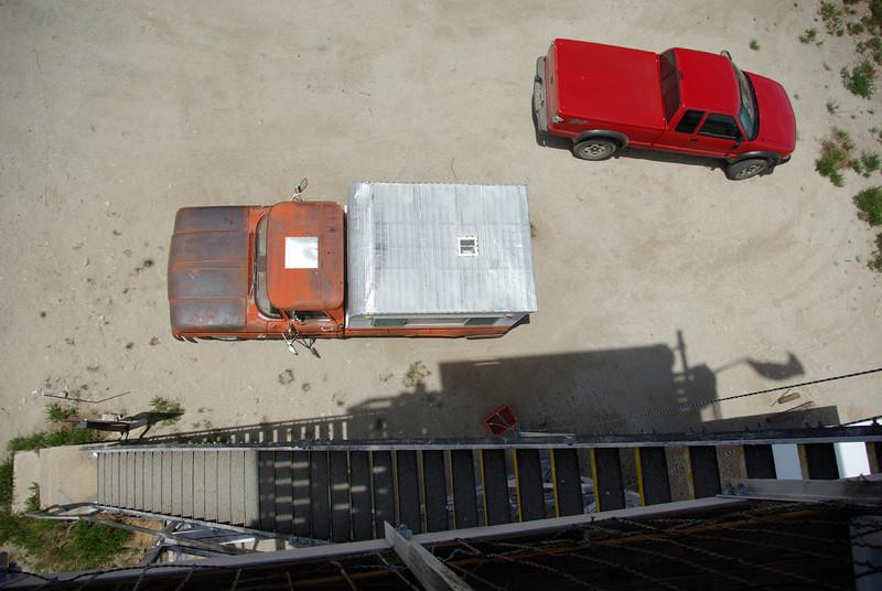1963 & 2003 Chevy's