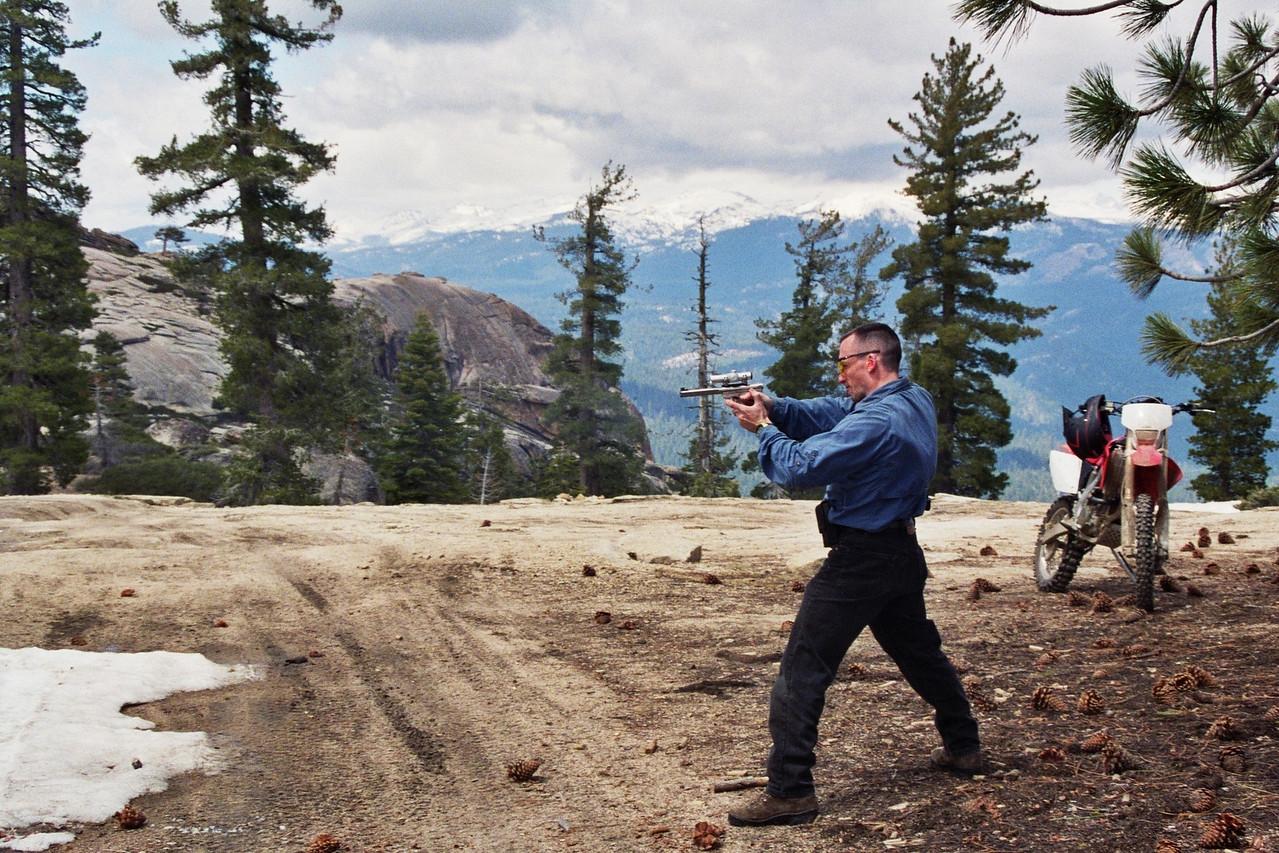 David Shooting pic2