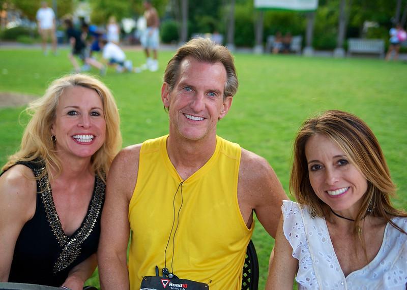Suzette & John Redwine, Leahann Bowen-Schmitt