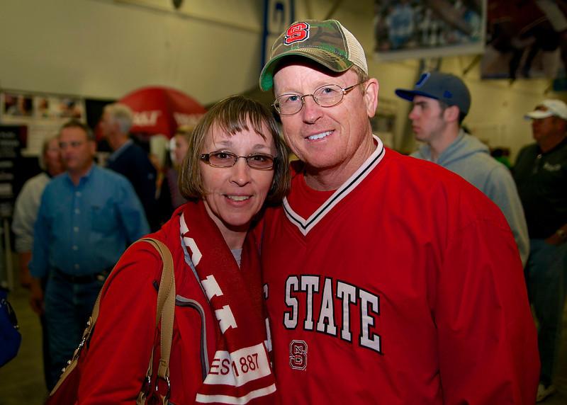 Denise & Roger Lush (Raleigh, NC)
