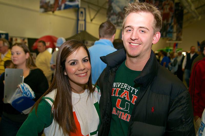 Carolina Arias, Chris Johnson (Miami, FL)
