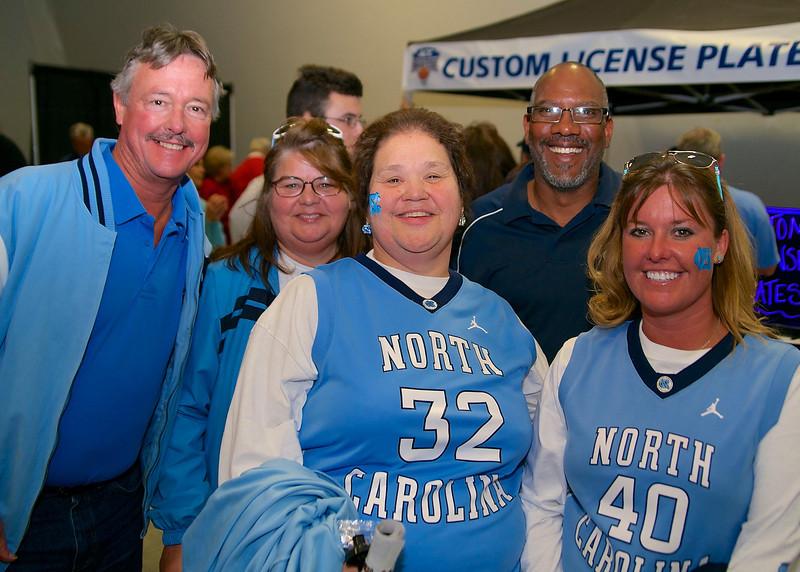 Bentley Cobb, Pam Cobb, Diane Clemons, Jeffrey Hayes, Candice Cobb (Richmond, VA)