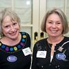PGI Exec. Assistant Judith Kastner, PGI Board Secretary Alison MacCord