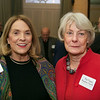 Jackie Humphreys & Prof. Peggy Supplee Smith, the keynote speaker
