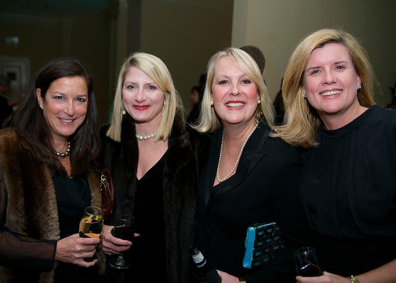 Melanie Albright, Kelly Rightsell, Diane Sanderson, Susan Boydoh