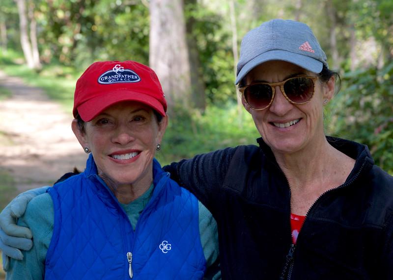Pat Brooks & Ann Robinson